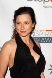 Linda Cardellini arriving at StepUp Women's Network Inspiration Awards Stock Photo
