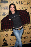 Linda Chorney at Grammy Glam, MyHouse, Hollywood, CA 02-07-12 Royalty Free Stock Photo