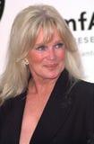Linda Evans royalty-vrije stock afbeelding