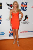 Linda Thompson arrives at the 19th Annual Race to Erase MS gala Stock Photography