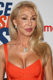Linda Thompson arrives at the 19th Annual Race to Erase MS gala. LOS ANGELES - MAY 18:  Linda Thompson arrives at the 19th Annual Race to Erase MS gala at Stock Photo