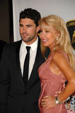 Linda Thompson,Brody Jenner Stock Photography
