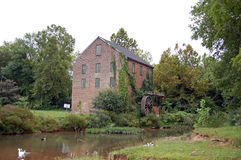 Lindale Grist Mill Stock Image