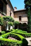 Lindaraja Gardens, Alhambra Palace. Stock Images