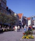 Lindau,德国 免版税库存照片