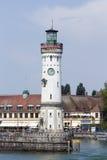 lindau маяка Стоковое Изображение