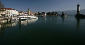 Lindau Royalty Free Stock Image