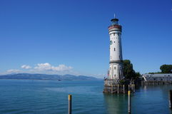 Lindau, Bodensee lake, Germany Stock Images