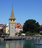 Lindau, Bodensee lake, Germany Royalty Free Stock Image