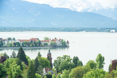 Lindau on Lake Constance Stock Images