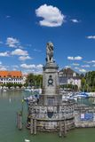 Lindau przy Jeziornym Constance, Niemcy Zdjęcie Royalty Free