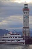 Lindau sea Stock Photo