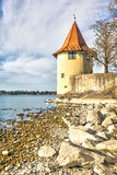 Lindau Tower. An image of a tower at Lindau Germany Stock Photography