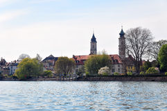 Lindau view Stock Photo