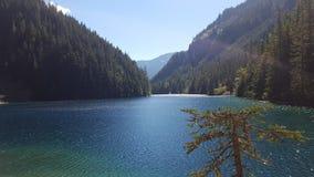 lindeman的湖 库存图片