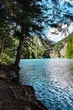 Λίμνη Lindeman στοκ φωτογραφίες με δικαίωμα ελεύθερης χρήσης