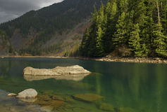 Lindeman Lake Royalty Free Stock Photo