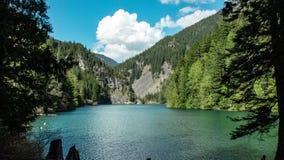 lindeman lake royaltyfri bild