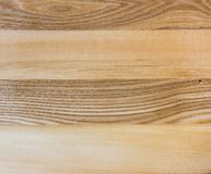 Linden and Ash wood texture A fragment of a wooden panel hardwood. Zebra wood Royalty Free Stock Image
