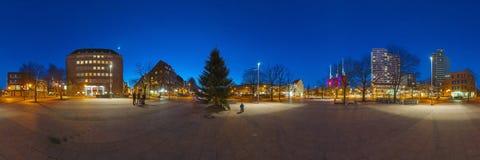 Linden-Limmer do distrito de Hannover Foto de Stock Royalty Free