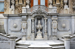 linden pavilion main building, ottoman's most beautiful countryside villa Stock Photos