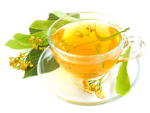 Linden tea Royalty Free Stock Photography