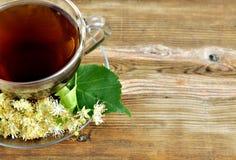 Linden Tea. Tilia. Royalty Free Stock Images
