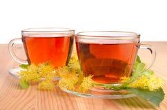 Linden tea Stock Photos