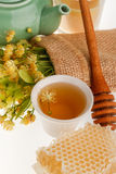 Linden Tree Flower Tea