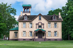 Lindenwald mansion Royalty Free Stock Photo