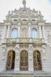 LINDERHOF,德国- Linderhof宫殿是Schloss在德国 免版税图库摄影