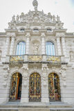 LINDERHOF, ΓΕΡΜΑΝΙΑ - το παλάτι Linderhof είναι ένα Schloss στη Γερμανία Στοκ φωτογραφία με δικαίωμα ελεύθερης χρήσης
