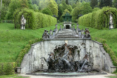 Linderhof, Bavaria, Germany Stock Photography