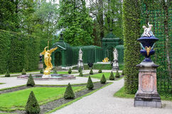 Linderhof, Bavaria, Germany Royalty Free Stock Photography