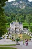 Linderhof Castle, Γερμανία 10 Στοκ εικόνα με δικαίωμα ελεύθερης χρήσης