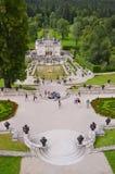 Linderhof Castle, Γερμανία 12 Στοκ εικόνα με δικαίωμα ελεύθερης χρήσης
