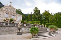 Linderhof Castle, Γερμανία 15 Στοκ φωτογραφίες με δικαίωμα ελεύθερης χρήσης