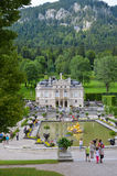 Linderhof Castle, Germany 10 Royalty Free Stock Image