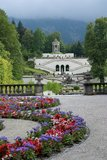 Linderhof Castle, Germany Stock Photo