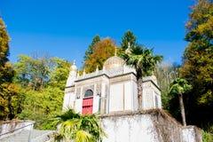 Linderhof Castle Moorish pavilion. A Linderhof Castle Moorish pavilion Royalty Free Stock Photography