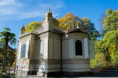 Linderhof Castle Moorish pavilion. A Linderhof Castle Moorish pavilion Stock Images