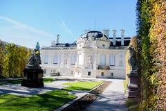 Linderhof Castle. A View of beautiful Castle Linderhof Stock Images
