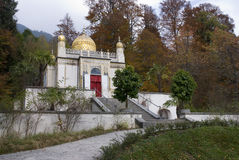 Linderhof - moorish pavilion Stock Photos