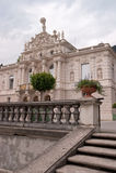 linderhof pałac Zdjęcia Royalty Free