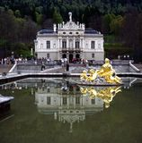 Linderhof Palace Royalty Free Stock Images