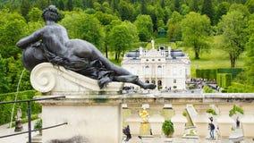 Linderhof Palace. Royalty Free Stock Photos