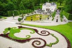 Linderhof Palace. Royalty Free Stock Photo