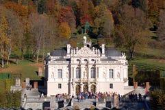 Linderhof Palace royalty free stock images