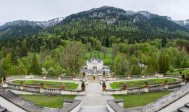Linderhof Palace, Bavaria Stock Photography