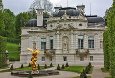 Linderhof Palace,Bavaria, Germany Royalty Free Stock Photography